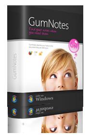 Gumnotes Packshot